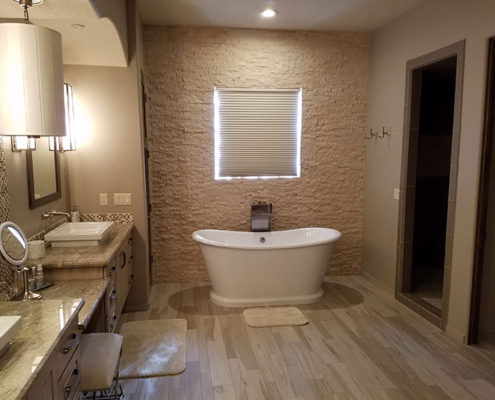 Master Bathroom Mesquite Nv