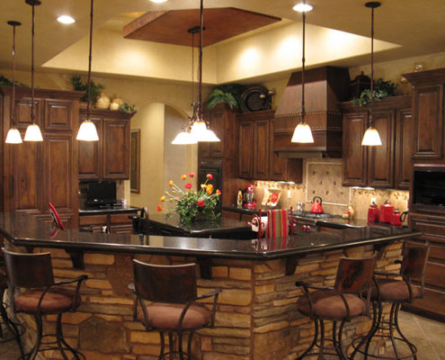 The Masters Mesquite Nv Kitchen