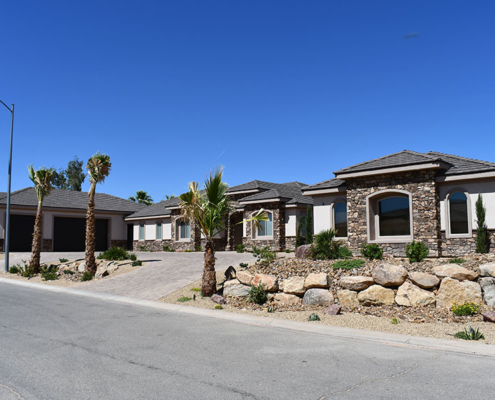 Custom Home - Masters in Mesquite Nevada